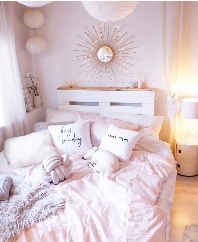 Modern Bohemian Bedroom (30)