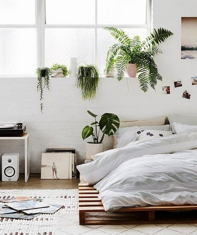 Modern Bohemian Bedroom (40)