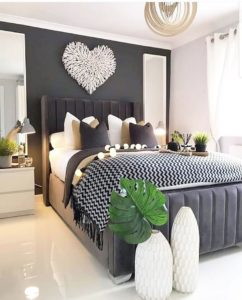 Modern Bohemian Bedroom (42)